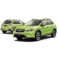 Subaru Xv'de Hibrit Seçeneği...