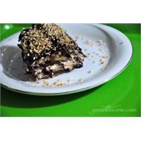 Muzlu Fındıklı Bisküvi Pastası