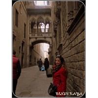 Şubat Tatili Part 2: Barcelona 1.Gün