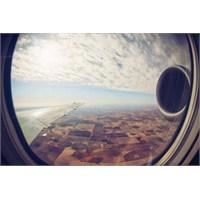 Uçak Penceresinden Manzaralar