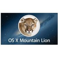 Os X Mountain Lion Markası İçin Başvuru Yapıldı!