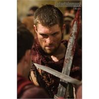 """""""Yeni Spartacus"""" Liam Mcintyre'nin İlk Görüntüleri"""