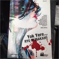Gerilim Severlere Ryu Murakami'den Yok Yere...