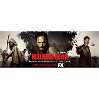 The Walking Dead 3. Sezon Ertesi Gün Fxtv'de
