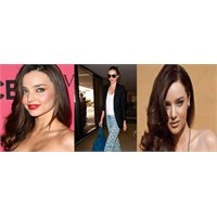 Victoria's Secret Meleği Miranda Kerr