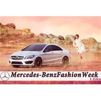 Mercedes-Benz Fashion Week İstanbul / 1. Gün
