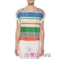 Dikkat Çekici Bluz Tişört Modası