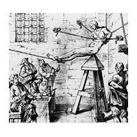 Orta Çağ Avrupasında Korkunç İşkence Yöntemleri