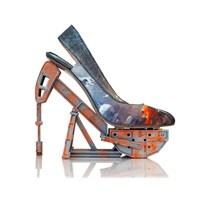 Ayakkabı Sanatçısı Anastasia Radevich