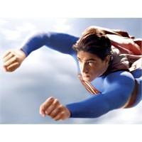 Süperman Oldum