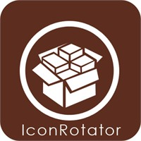 İconrotator Bedava Cydia Uygulaması