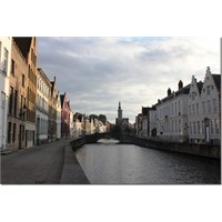 Trenler, Kanallar, Bisikletler…ve Brugge
