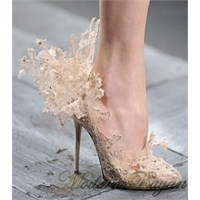 2013 Gelinler İçin Ayakkabı Modelleri