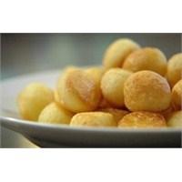 Tereyağlı Patates Topları Tarifi