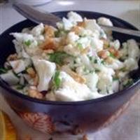 Diyet Karnıbahar Salatas
