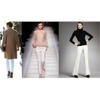 Kışın Beyaz Pantolon Giyme Tüyoları