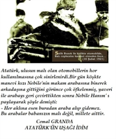 Atatürk'ten Mektup Var