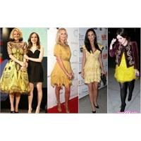 Bahar Gelince Hollywood Sarıya Büründü!