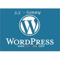 Wordpress 3.3 Çıktı!