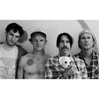 Red Hot Chili Peppers Konseri Santral İstanbul Da