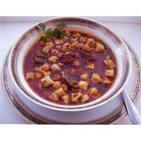 Adana'nın Meşhur Yüksük Çorbasını Yediniz Mi