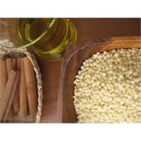 Dr.Gürkan Kubilay'dan Diyet Yemeği Tarçınlı Kuskus