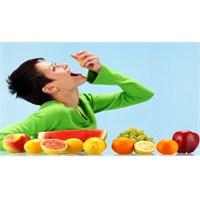 Beslenme Alışkanlıkları Ve Sağlıklı Yaşam Öneriler