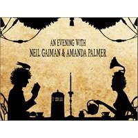 Neil Gaiman Şarkı Da Söylüyor.