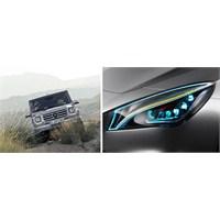 Mercedes G63 Amg Ve Concept Csc Tanıtım Filmleri