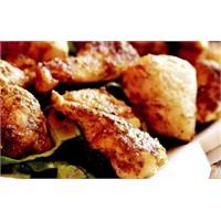 Körili, Hardallı Tavuk, Salata Eşliğinde