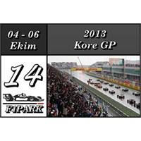 2013 Kore Gp - Yarış Sonucu