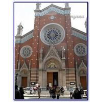 St. Antoine Katolik Kilisesi - Taksim (İstanbul)