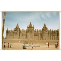 Büyük Djenne Camii - Mali