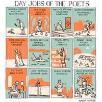 Ünlü Şairlerin -şiir Yazmak Dışındaki- İşleri