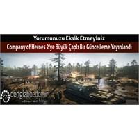 Company Of Heroes 2'ye Büyük Çaplı Bir Güncelleme