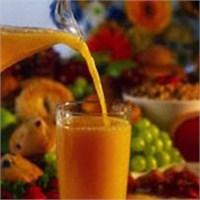 Meyve Sularının Kalori Değerleri 2013