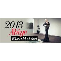 2013 Abiye Elbise Modelleri !