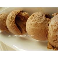 Kahveli Dondurma Ev Yapımı