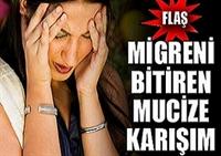 Migreni Bitiren Mucize