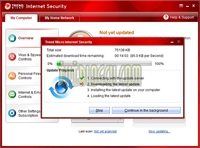 Trend Micro Internet Security 2010  U 1