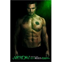 Arrow 2.Sezon Karakter Posterleri