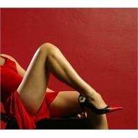 Zayıf Ve Güzel Bacakların Sırrı