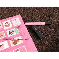 İnglot: Sleeks Cream 96 Ve Lipstick 222