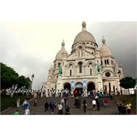 Paris'i Yaşamak..Sacre' Coeur Ve Montmartre