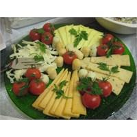 Peynir Tabağı Tarifi >>