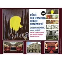 Türk Operasında Dekor Resimleri