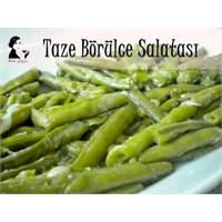 Taptaze Börülce Salatası