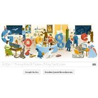 """Google """"Mutlu Yıllar"""" Diler..."""