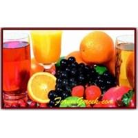 Meyve Suları Ve Meyve Sularının Kalorileri
