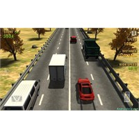 Android Traffic Racer Araba Yarışı